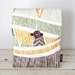 Ipad Case - Tiki Tropical ..