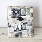 iPad Case - Paris Vintage P..