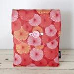 iPad Case - Coral Pink Peac..