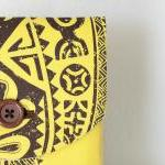 iPad Case - Tiki Fiji Yello..