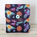 Ipad Case - Birds Flowers ..