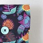 iPad Case - Birds Flowers B..
